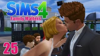HOT DATE! - Sims 4 - The Sims 4 Family Matters Ep.25