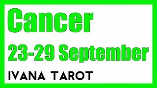 Someone Is Focused Only On You - Cancer Weekly Tarot Reading