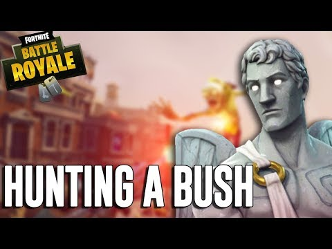 Goin Bush Hunting - Fortnite Battle Royale Gameplay - Ninja