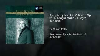 Symphony No. 1 in C, Op.21: I. Adagio molto - Allegro con brio