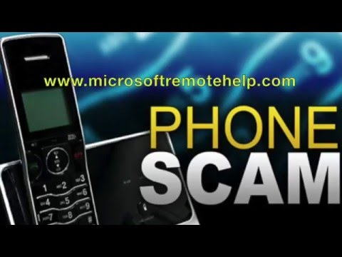 Fake Indian Computer Tech Support Scam