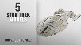 Top 10 Star Trek Models [2018]: Revell Star Trek Voyager