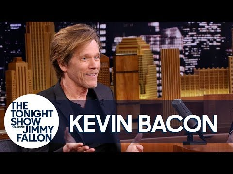 Kevin Bacon Tricked Wife Kyra Sedgwick into Playing a Duck