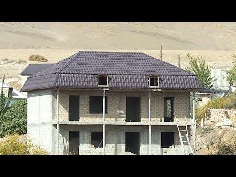 Энергосберегающие дома в Таджикистане спасают леса