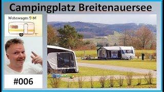 #006 Camping Breitenauersee / Wohnwagen - TOM