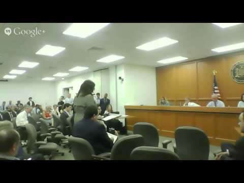 NYC Comcast Hearing (LIVE)
