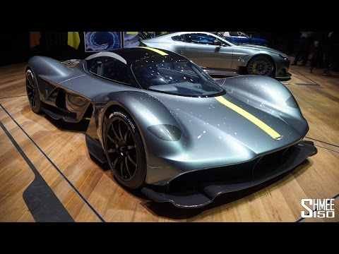 The Aston Martin VALKYRIE Has Arrived!