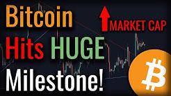 Bitcoins Key To Bullishness Is THIS! - Bitcoins Realized Market Cap Hits $100 BILLION!