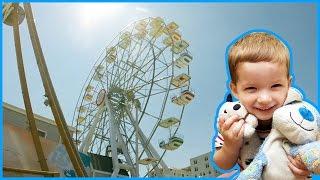 Boardwalk Rides and Games - Ocean City, NJ 2015