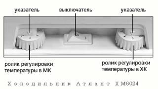 Холодильник АТЛАНТ ХМ 6024