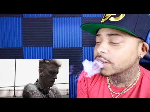 Machine Gun Kelly Rap Devil (Eminem Diss) REACTION