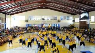 Assumption of Mary 2011 2012 - Cheerdance Finals
