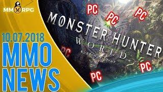 Monster Hunter: World z Denuvo oraz ... - MMONews 10.07.2018