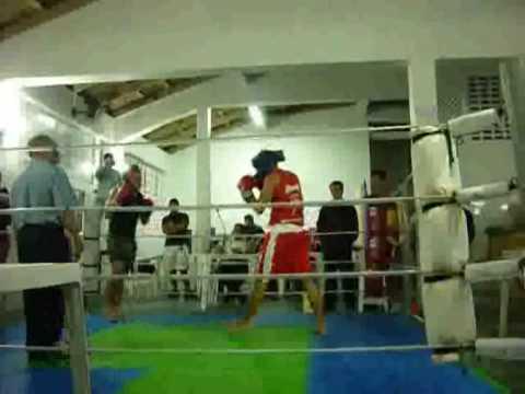 boxingboxe-Fabio Zunino França 2 Luta- Som original