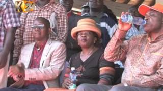 Nominated Mp Sakaja dismisses claims of rigging 2013 elections