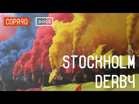 No Smoke Without Fire: Sweden's Hottest Derby |Djurgården v Hammarby