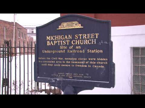 Preserving African American History in Buffalo, NY