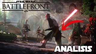 Star wars Battlefront 2 Trailer y Gameplay Analisis - Jeshua Revan thumbnail