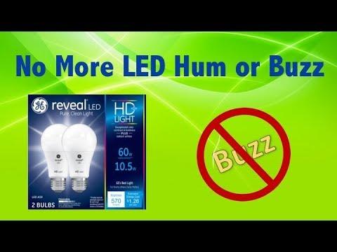 Fix Led Lights Buzzing Humming Noise Doovi
