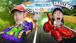 Osmo MindRacers CHALLENGE!!! Hot Wheels Come to Life! thumbnail