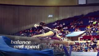 2017 Pac-12 Women's Gymnastic