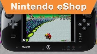 Nintendo eShop - F-Zero: Maximum Velocity on the Wii U Virtual Console