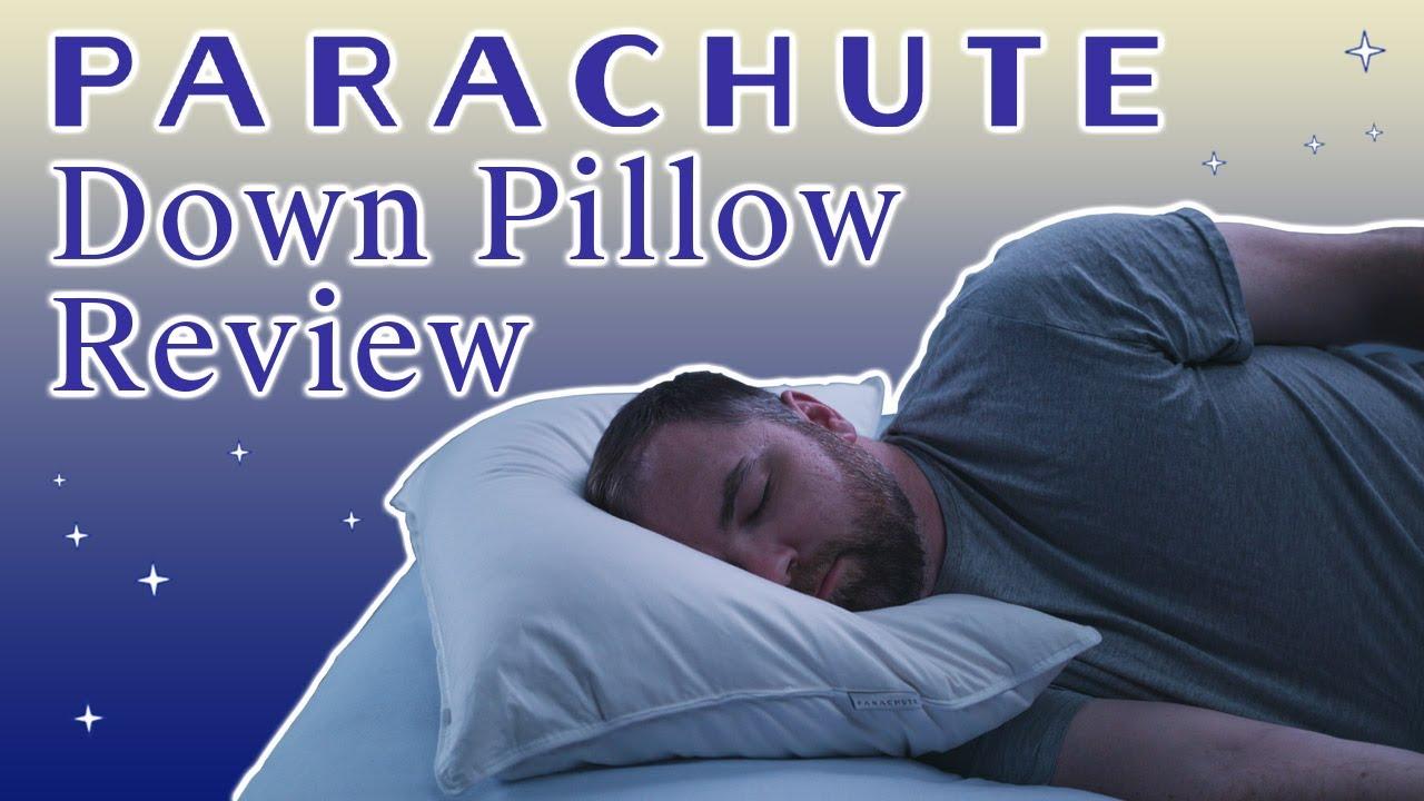 brooklinen down pillow review hotel