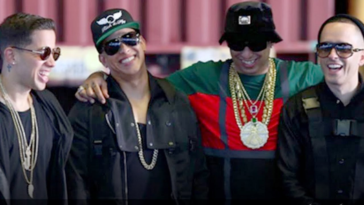 De La Ghetto - Fronteamos Porque Podemos ft. Daddy Yankee, Yandel & Ñengo Flow [Official Video]