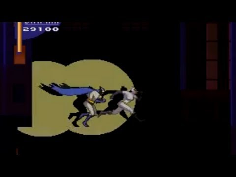 The Adventures of Batman & Robin (SNES) - Speedrun (Tool-Assisted) by Dark Fulgore