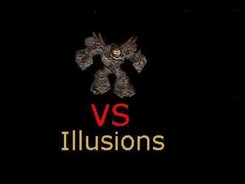 DotA How to Tank Roshan with Illusions Trick Travel Video