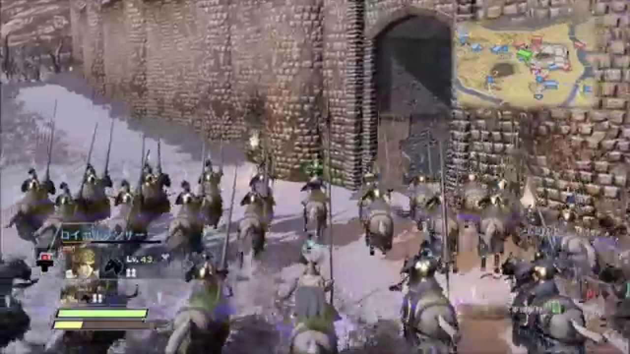 長劍風暴 百年戰爭02 - YouTube