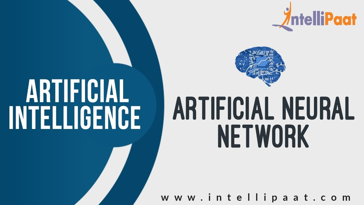 Neural Networks Tutorial | Artificial Neural Network | Perceptron in AI |  Intellipaat