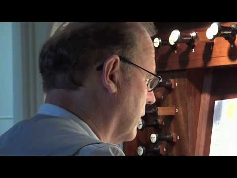 Willem Van Twillert Plays A Live Concert, Van Dam-organ (1877),  Oude Kerk, Ede 20-07-2017