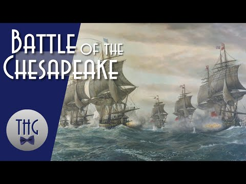 The American Revolution and The Battle of the Chesapeake
