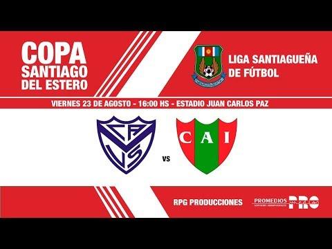 CA Vélez Sársfield (San Ramón) Vs CA Independiente (Beltrán)