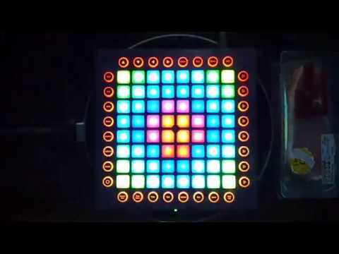 Adventure Time  Bacon Pancakes New York Remix Launchpad Lightshow + Project File
