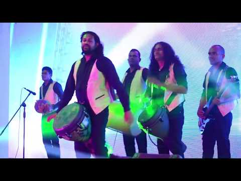 Djembe Talkers - At SATA (South Asian Travel Awards) 2019