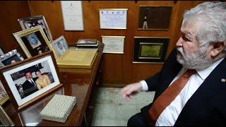 El exvicepresidente Juan Francisco Reyes López habla del regreso de Alfonso Portillo a Guatemala.