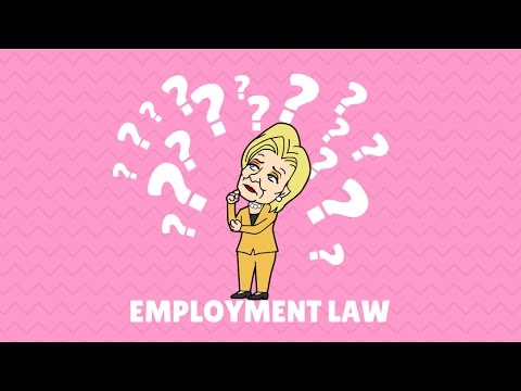Women Employment Rights explained, UAE Law Animation