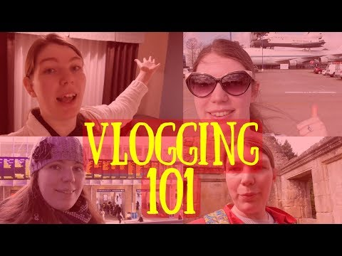 A Beginner's Guide To Making A Travel Vlog (Google Local Guides Version) | Kate's Adventures