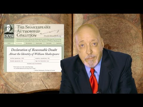 Is Shakespeare Dead? Exposing the Shakespeare Conspiracy Episode 2