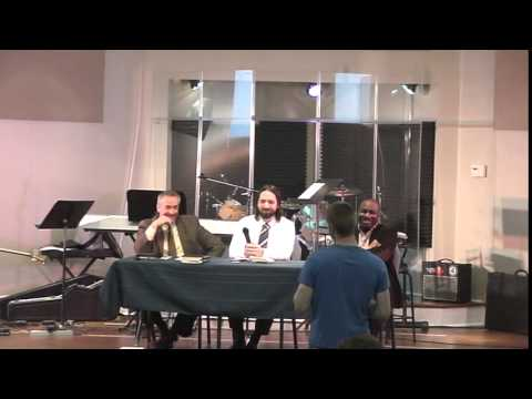 The Pentecostal Panel at Church of New Hope in Stow, OH 3