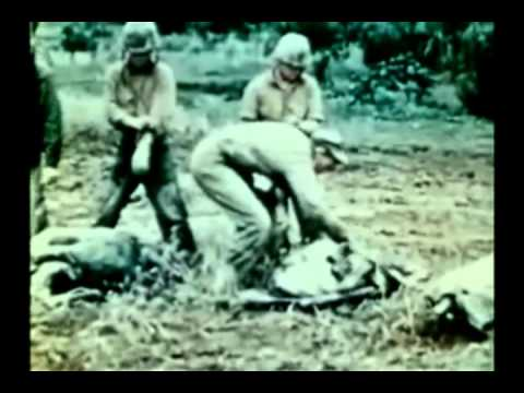 """Tribute to Edgar """"Punch"""" Parker, WWII Pacific Marine - Part 2"""