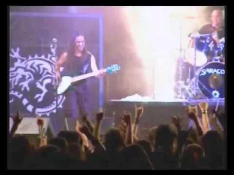 Saratoga Las puertas del cielo live DVD