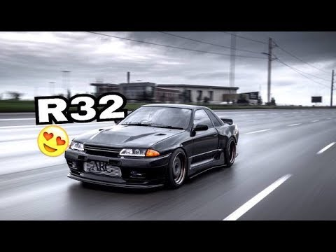 THE WORLDS MOST BEAUTIFUL R32 SKYLINES!😍