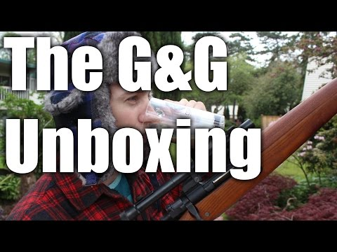 Canadian Boy Opens Box of Airsoft Guns [GONE CANADIAN!!] [ALMOST SAID SORRY!]