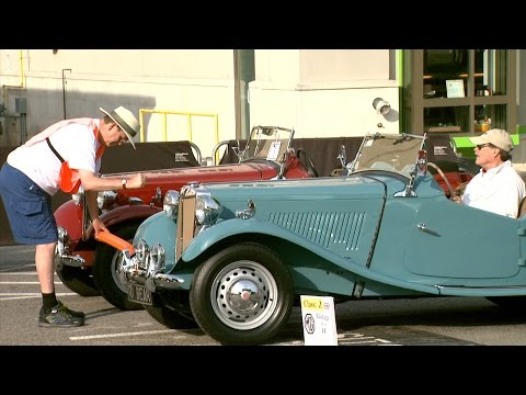 21st Annual Triangle British Classic Car Show | NC Weekend | UNC-TV