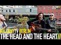 THE HEAD AND THE HEART - SHAKE (BalconyTV)