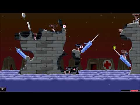 Worms World Party Remastered - Part 1 |