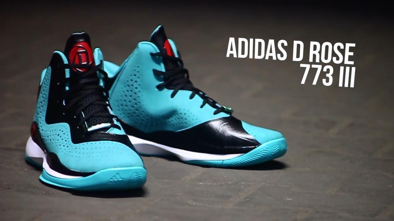 Adidas D Rose 773 Iii J